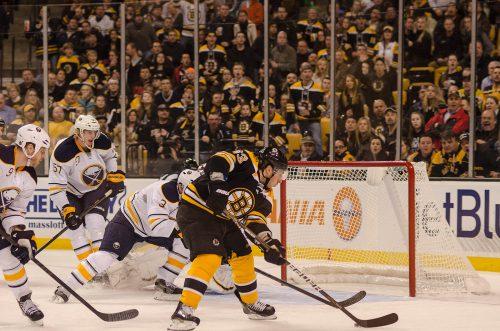 Boston Bruins vs Buffalo Sabres game