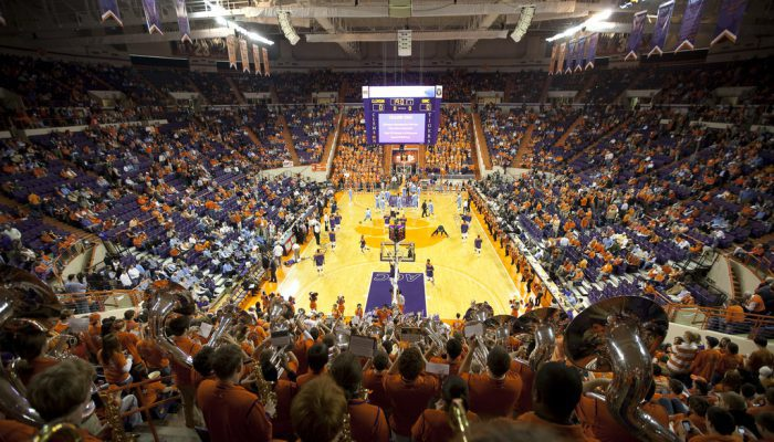 Littlejohn Coliseum