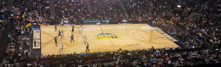 Denver Nuggets vs Memphis Grizzlies game