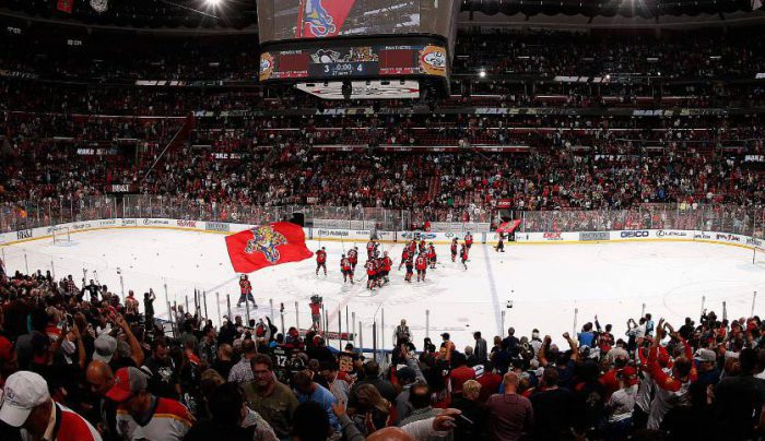 Florida Panthers stadium