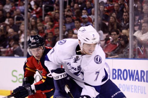 Tampa Bay Lightning vs Florida Panthers game