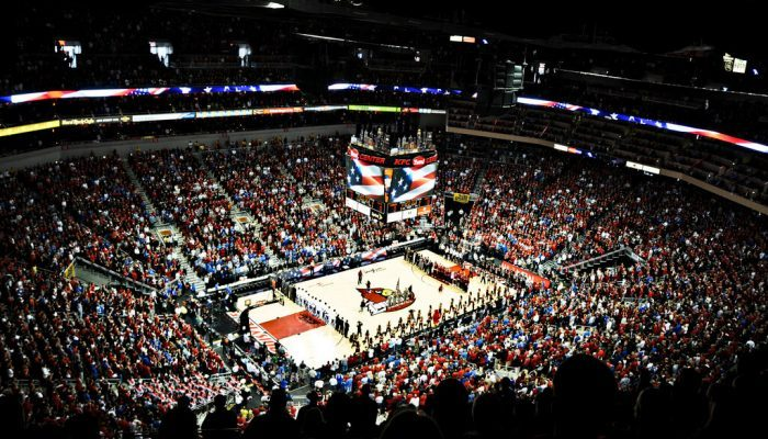 KFC Yum Center Louisville Cardinals