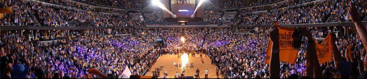 Memphis Grizzlies crowd game
