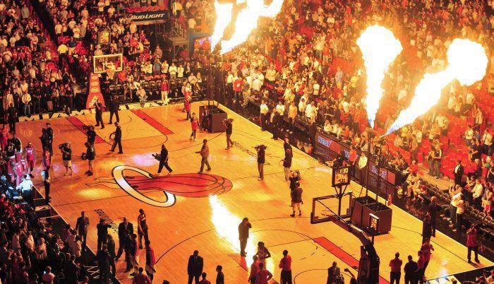 Miami Heat basketball team