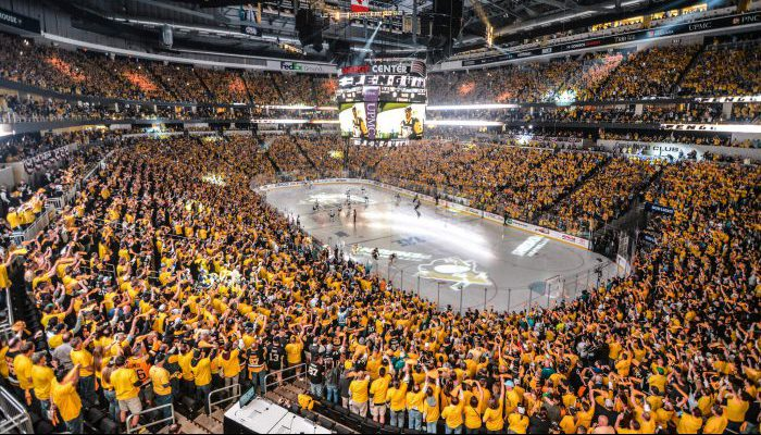 PPG Paints Arena Stanley Cup Final Pittsburgh Penguins