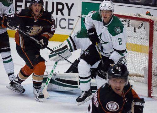 Dallas Stars vs Anaheim Ducks game