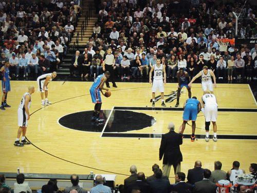 Thudner vs Spurs Rivalry