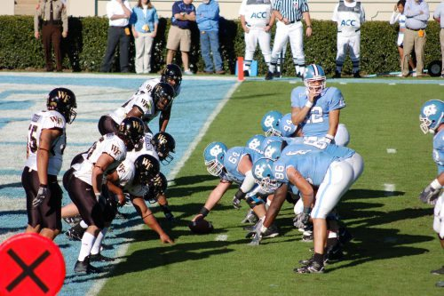 UNC Tar Heels vs Wake Forest Demon Deacons
