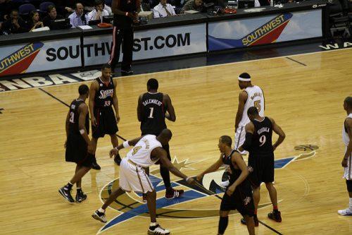 Wizards vs 76ers Rivalry