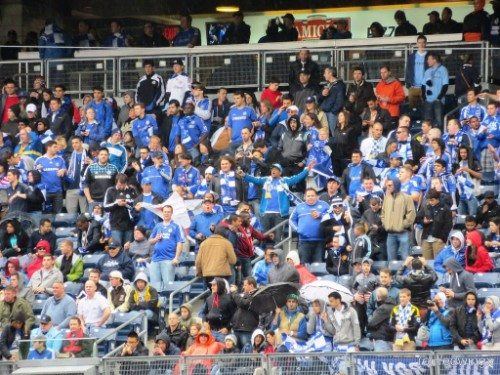 NYCFC Supporter Groups