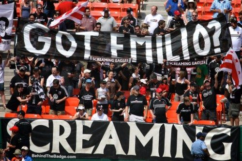 D.C. United Supporter Groups