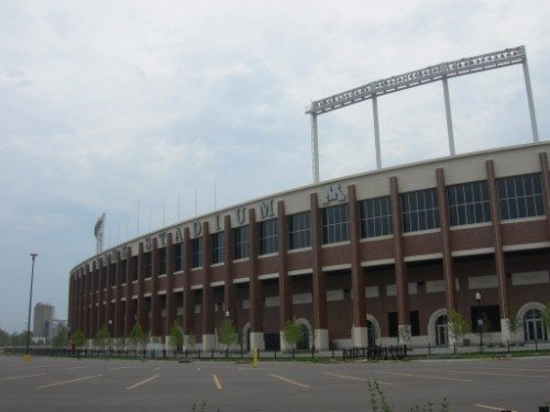 TCF Bank Stadium County Name