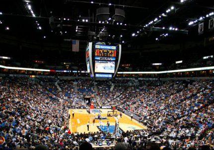 Target Center Minnesota Timberwolves