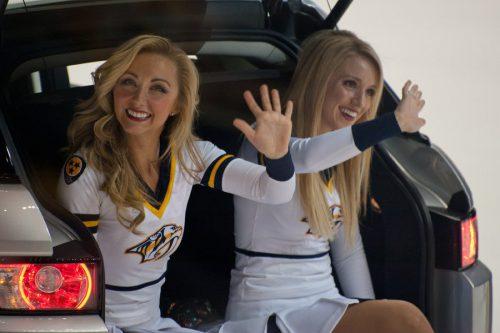 Nashville Predators girls