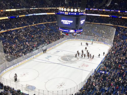Buffalo Sabres vs Winnipeg Jets Game
