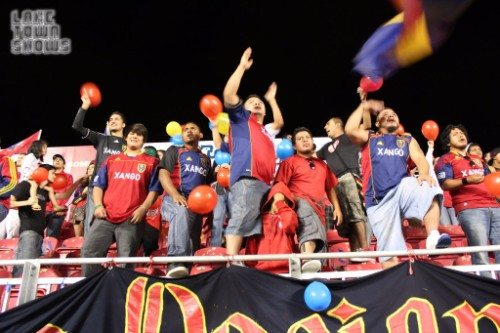Real Salt Lake Supporters