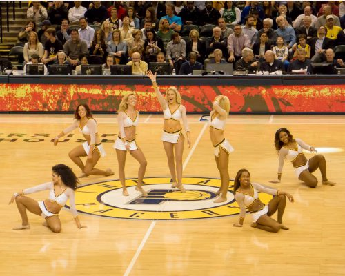 Indiana Pacers Pacemates