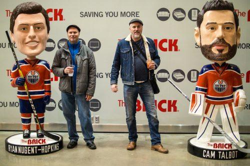 Giant Oilers Bobbleheads