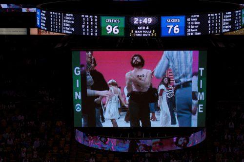 Boston Celtics Gino