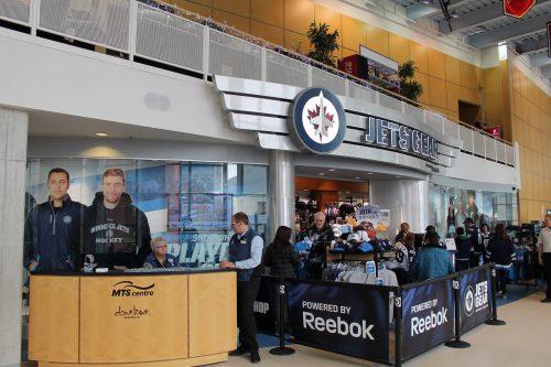 Jets Gear team shop