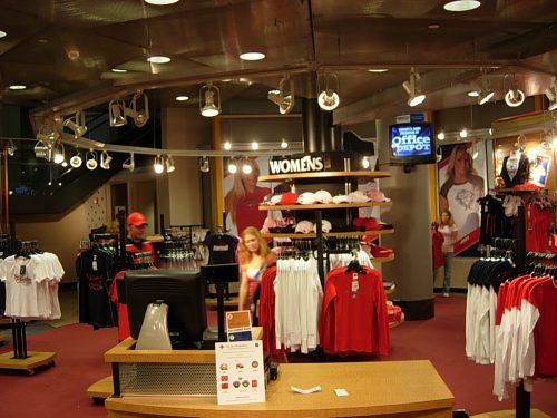 Florida Panthers team store