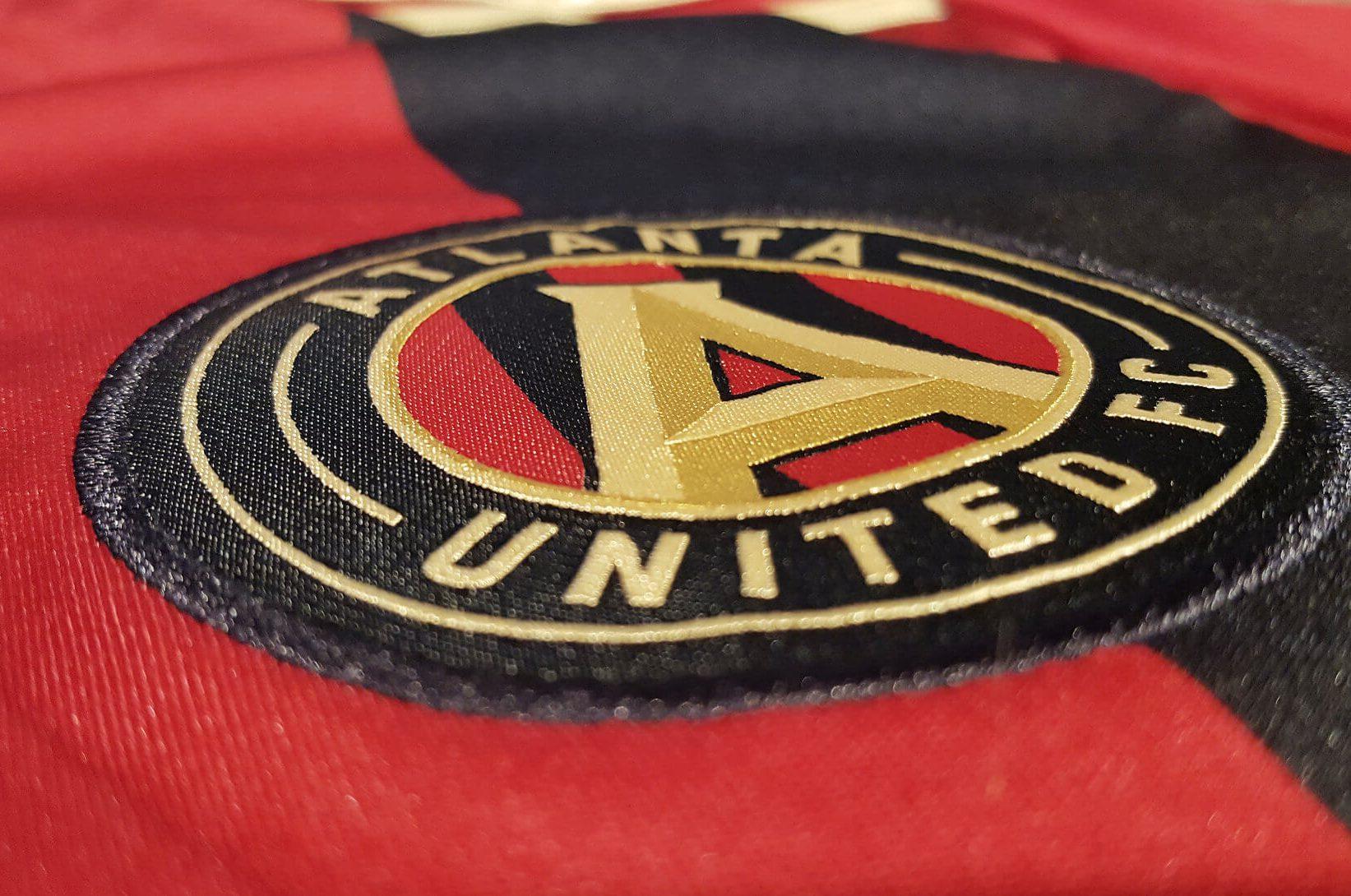 Atlanta United jersey