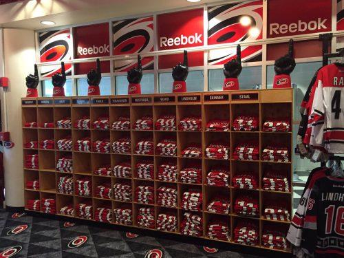 The Eye team store Carolina Hurricanes