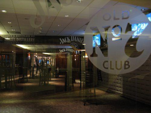 Jack Daniels Old Number seven Club