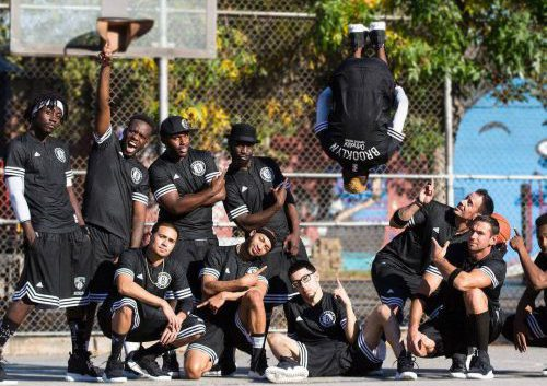 Brooklyn Nets Team Hype