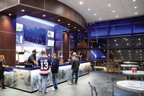 Heroes Pub Winnipeg Jets
