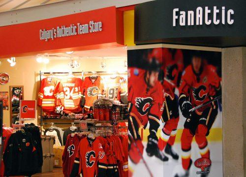 Calgarys Authentic Team Store FanAttic