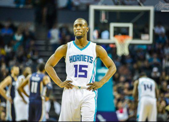 Charlotte Hornets player