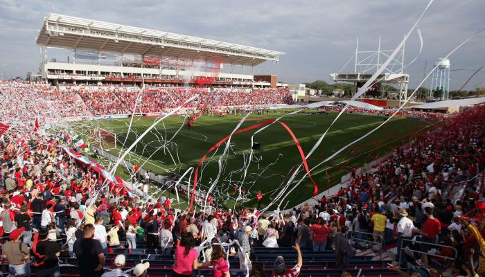 Chicago Fire Toyota Park