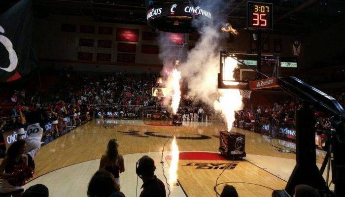 Cincinnati Bearcats Fifth Third Arena
