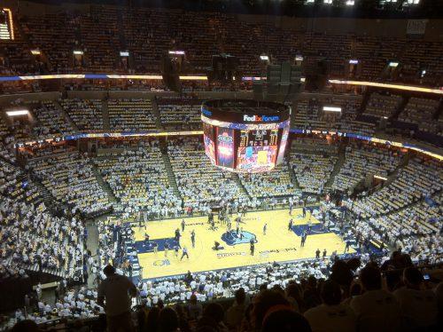 Memphis Grizzlies vs Oklahoma City Thunder game