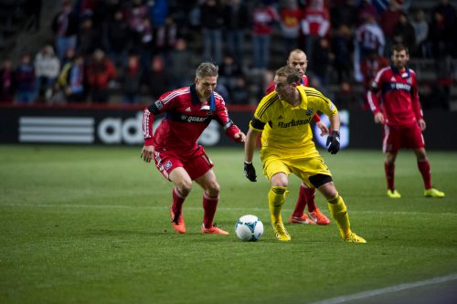Columbus Crew vs Chicago Fire