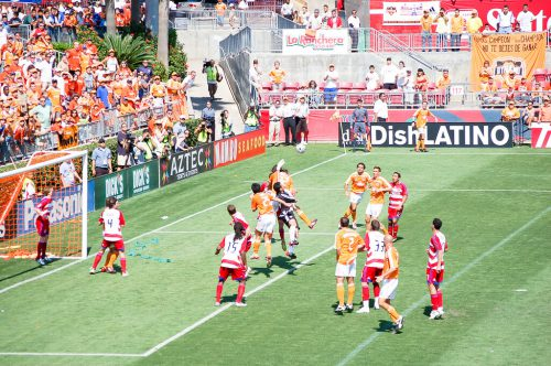 Dynamo vs FC Dallas