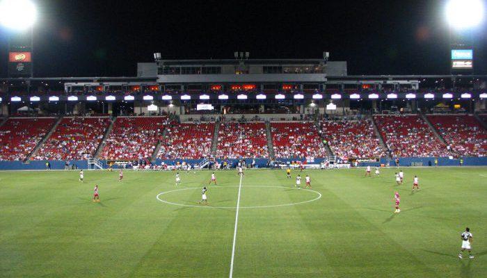 FC Dallas Toyota Stadium