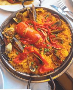 Fornos of Spain Restaurant