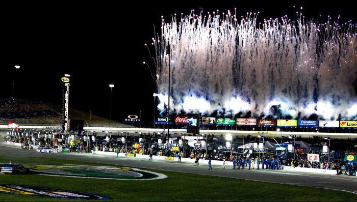 Kentucky Speedway Fireworks
