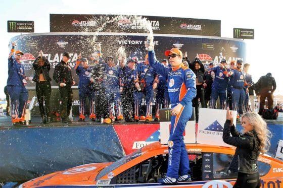 Atlanta Motor Speedway victory