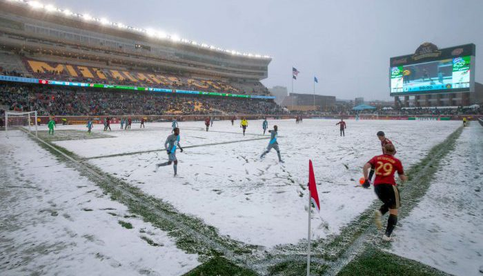 Minnesota United TCF Bank Stadium