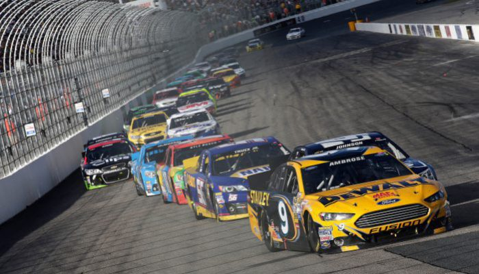 New Hampshire Motor Speedway cars