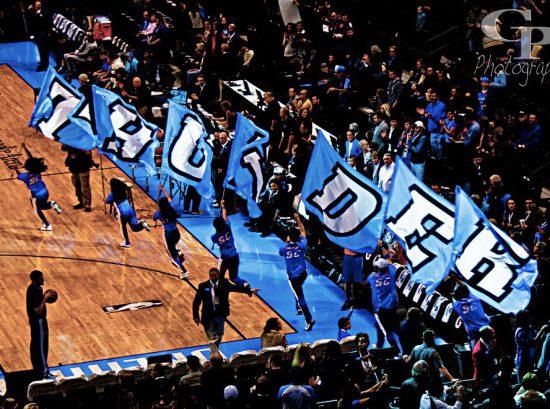 Oklahoma City Thunder flags