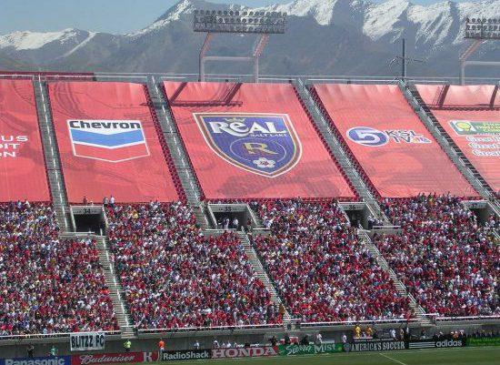 Real Salt Lake Sections