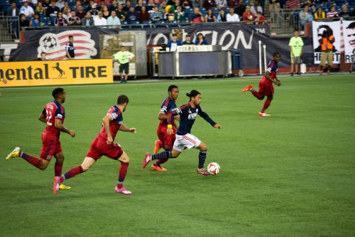 Revolution vs Chicago Fire