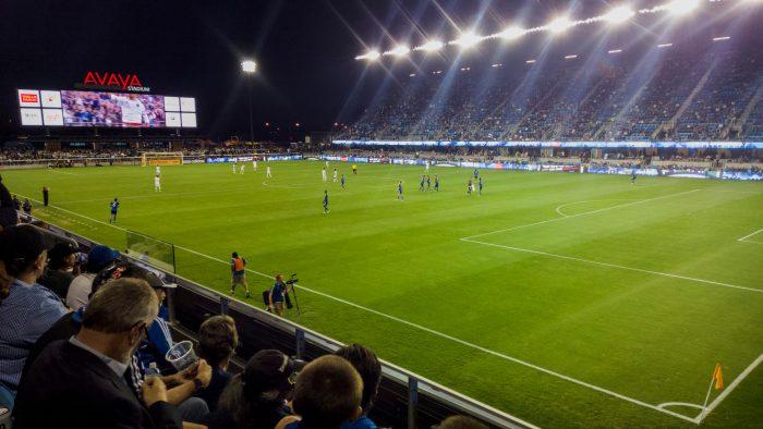 San Jose Earthquakes Avaya Stadium