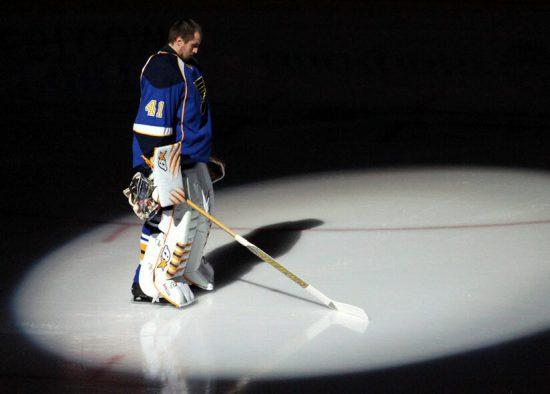 St Louis Blues player