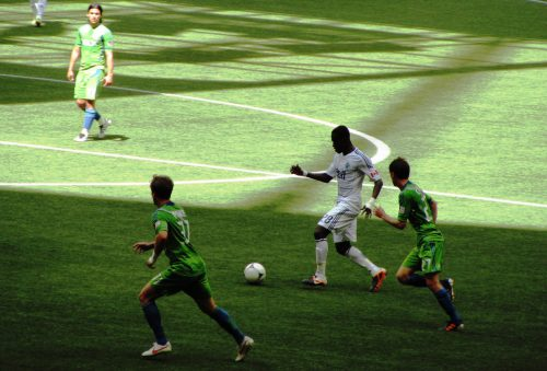 Sounders vs Whitecaps