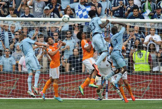 Sporting KC vs Dynamo